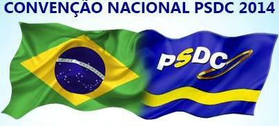 Convenção PSDC 2014