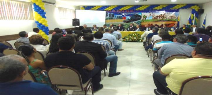 Rondônia recebe o Constituinte José  Maria Eymael e dirigentes do PSDC   para o VII S-DECRI/Norte